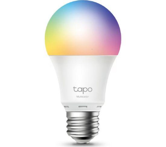 """TP-LINK Tapo L530E Smart Colour Light Bulb - E27 Appliance Deals TP-LINK Tapo L530E Smart Colour Light Bulb - E27 Shop & Save Today With The Best Appliance Deals Online at <a href=""""http://Appliance-Deals.com"""">Appliance-Deals.com</a>"""