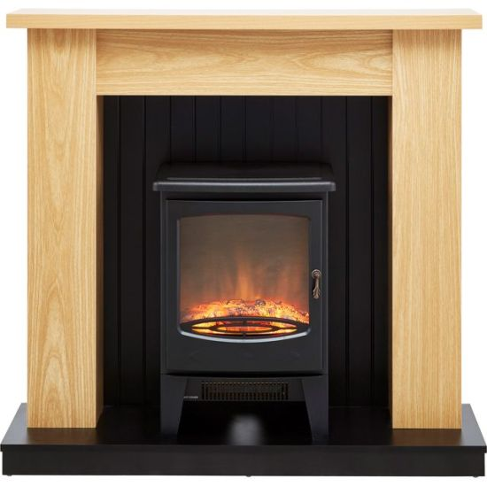 """Warmlite WL45043 Log Effect Suite And Surround Fireplace - Oak AO Suites & Surround Warmlite WL45043 Log Effect Suite And Surround Fireplace - Oak Shop The Very Best Small Appliance Deals Online at <a href=""""http://Appliance-Deals.com"""">Appliance-Deals.com</a> <a href=""""https://www.awin1.com/cread.php?awinmid=19526&awinaffid=792795&ued=https://ao.com""""><img class="""" wp-image-9780000159235 aligncenter"""" src=""""https://appliance-deals.com/wp-content/uploads/2021/02/ao-new.jpg"""" alt="""" Small Appliance Deals"""" width=""""112"""" height=""""112"""" /></a>"""
