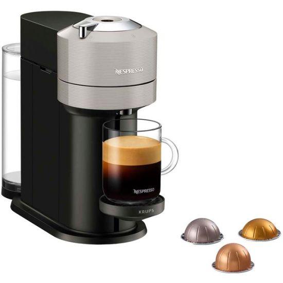 """Nespresso by Krups Vertuo Next XN910B40 - Grey AO Nespresso Nespresso by Krups Vertuo Next XN910B40 - Grey Shop The Very Best Small Appliance Deals Online at <a href=""""http://Appliance-Deals.com"""">Appliance-Deals.com</a> <a href=""""https://www.awin1.com/cread.php?awinmid=19526&awinaffid=792795&ued=https://ao.com""""><img class="""" wp-image-9780000159235 aligncenter"""" src=""""https://appliance-deals.com/wp-content/uploads/2021/02/ao-new.jpg"""" alt="""" Small Appliance Deals"""" width=""""112"""" height=""""112"""" /></a>"""