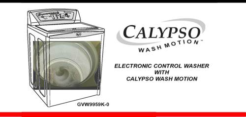 small resolution of whirlpool calypso washer repair guide applianceassistant com applianceassistant com