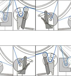 dryer belt pulley installation applianceassistant com applianceassistant com [ 2000 x 561 Pixel ]