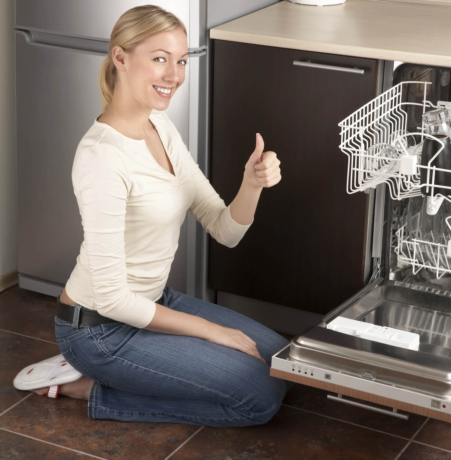kitchen appliance repair antique cabinets for sale how dishwashers work - applianceassistant.com ...