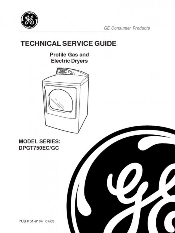 Maytag Bravos (MVWB) Washer Service Tech Sheet