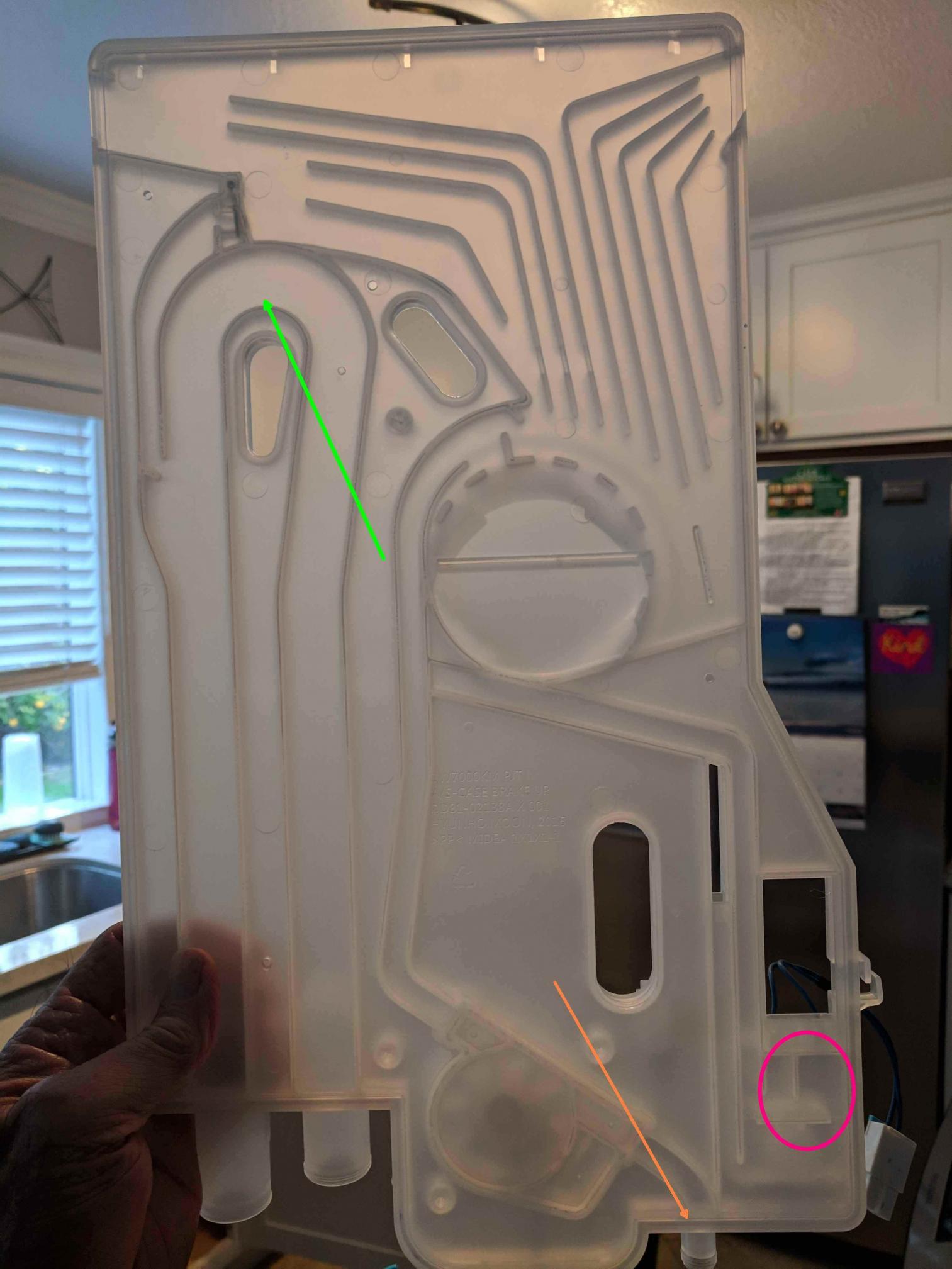 Samsung Dishwasher Flashing Smart Auto And Heavy : samsung, dishwasher, flashing, smart, heavy, FIXED, Samsung, Dishwasher, DW80F600UTS/AA, Smart, Heavy, Warning, Level, Water, Error, Applianceblog, Repair, Forums