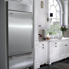 Kitchen Aid Gas Grill Revive Cabinets Sub Zero Refrigerator Review - Bi-36u Appliance Buyer's ...