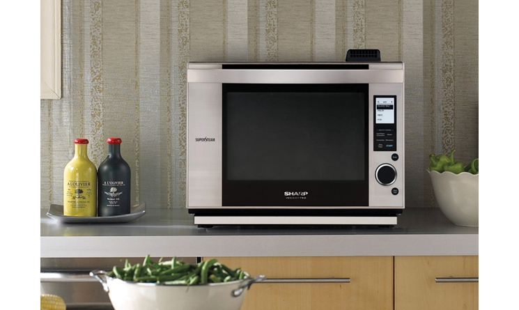 sharp steam oven review ax1200s