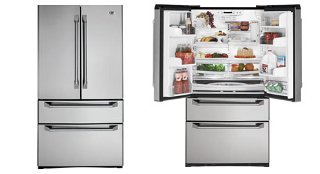 Ge Monogram Refrigerator Review  French Door Zfgb21hzss