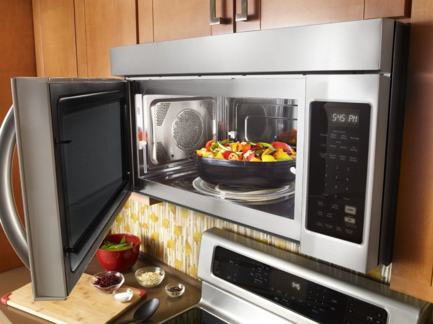 most common microwave repair problems