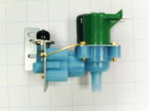 Genuine OEM 2315509 Whirlpool Refrigerator Ice Maker Water Inlet Valve W10801996 Make Whirlpool Replaces the following part numbers:Part Number 2315509 replaces 2185758, 1194684, 2217311, AH1484636, EA1484636, PS1484636.
