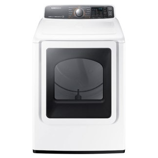DV48J7700EW 7.4 cu. ft. Large Capacity Electric Dryer