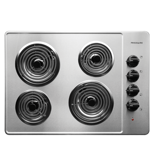 Frigidaire 30'' Electric Cooktop FFEC3005LS