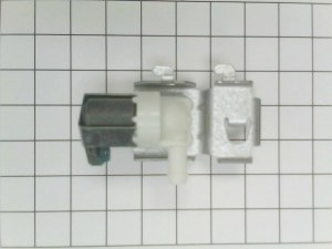 New OEM Whirlpool Part Number W10158389 Dishwasher Water Inlet Valve WPW10158389