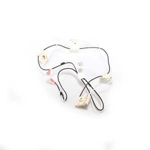 Whirlpool Range Cooktop Wire Harness w/Spark Switch Part