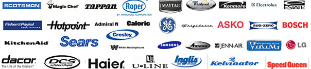 appliance repair service brands
