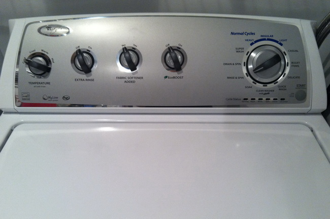 Whirlpool Top Loader Washing Machine Clicks Loudly In