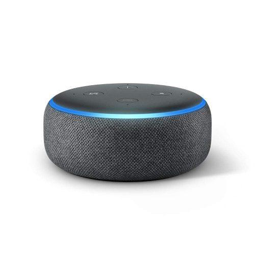 Echo Dot (3rd Gen) - Университетский контрольный список