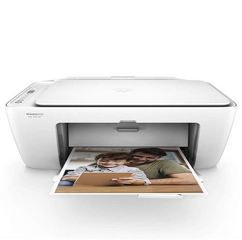 """Принтер HP Deskjet 2622 """"все в одном"""" - университетский контрольный список"""
