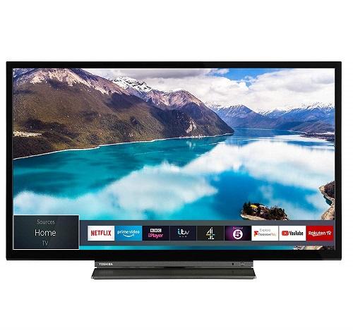 Toshiba 32LL3A63DB 32-дюймовый Smart Full-HD LED-телевизор со Freeview Play - Контрольный список Uni