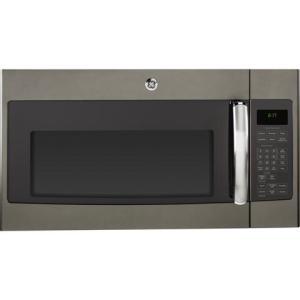 GE® Series 1.7 Cu. Ft. Over-the-Range Sensor Microwave Oven JVM6175EFES
