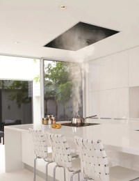 Silverline Quadra ceiling range hood