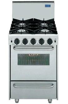 FiveStar 24 apartmentsize stove