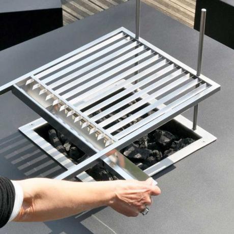 Cesarr KARA designer barbecue grill
