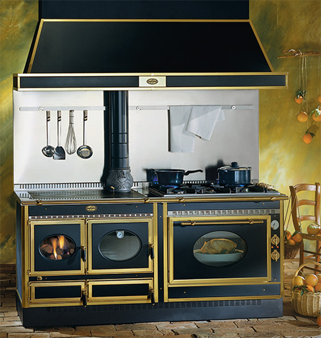 Professional ovens by J Corradi