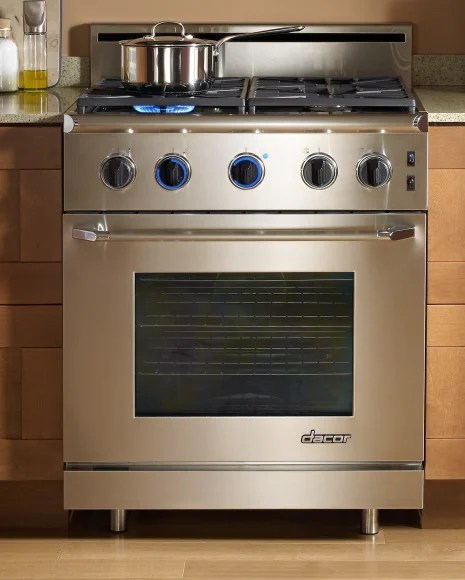30 Electric Range Cooker From Dacor