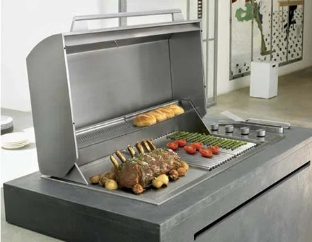 commercial kitchen hood cleaning remodels on a budget integrated grill from electrolux