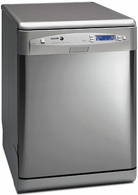 Fagor free standing dishwasher