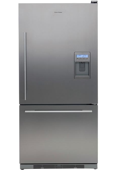 kitchen counter options door handles 2011 fisher & paykel depth refrigerators