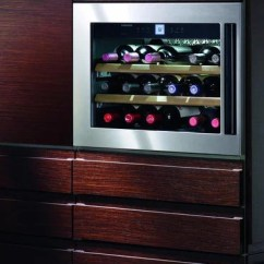 Kitchen Cabinet Makers Myrtle Beach Hotels With Integrated Wine Cooler From Liebherr - Eye Level