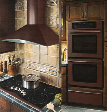 kitchen appliance suite pub table set jenn-air oiled bronze