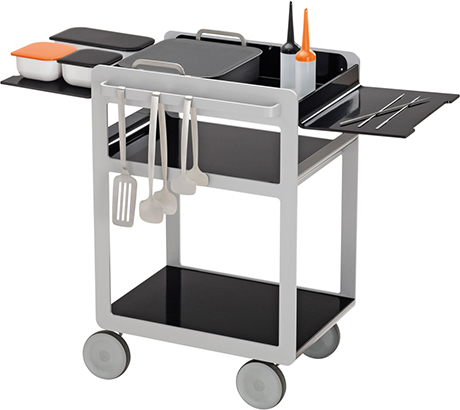 kitchen trolley cart booths for sale hackman home appliances news