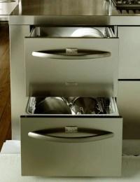 KitchenAid drawer dishwasher - European edition
