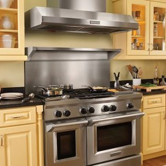 Kitchen Aid Stove Wall Signs Kitchenaid Range Cookers With Professional Grade Options