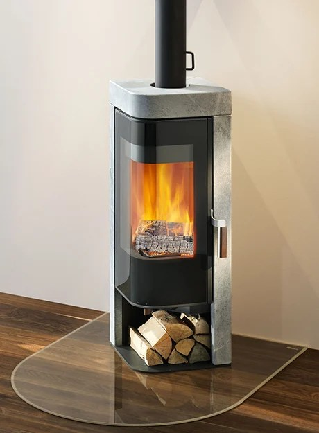 Corner Stove Design By RIKA The Compact Jazz