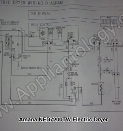 amana ned7200tw samsung built electric dryer wiring diagram the amana wiring diagram refrigerator amana wiring diagrams [ 1024 x 768 Pixel ]