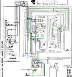 whirlpool ed25rfxfw01 refrigerator wiring diagram the rh appliantology org wiring diagram for fridge compressor wiring diagram for beko fridge freezer [ 1013 x 1200 Pixel ]