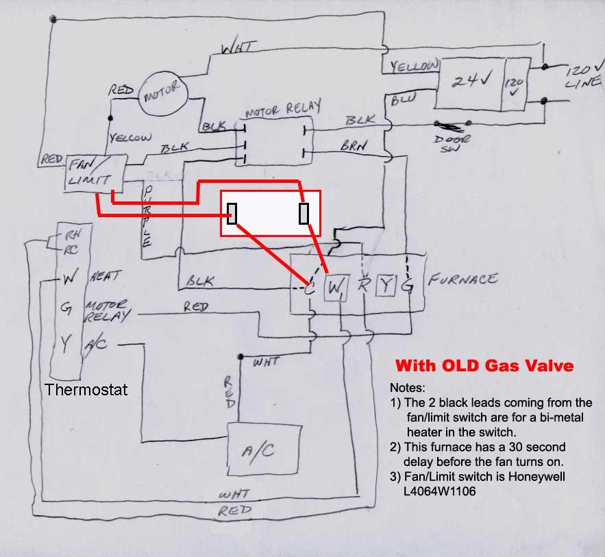 Robert Shaw 7000 24v Gas Valve Wiring Diagram : 45 Wiring