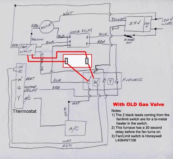 schema robertshaw gas valve wiring diagram full hd version