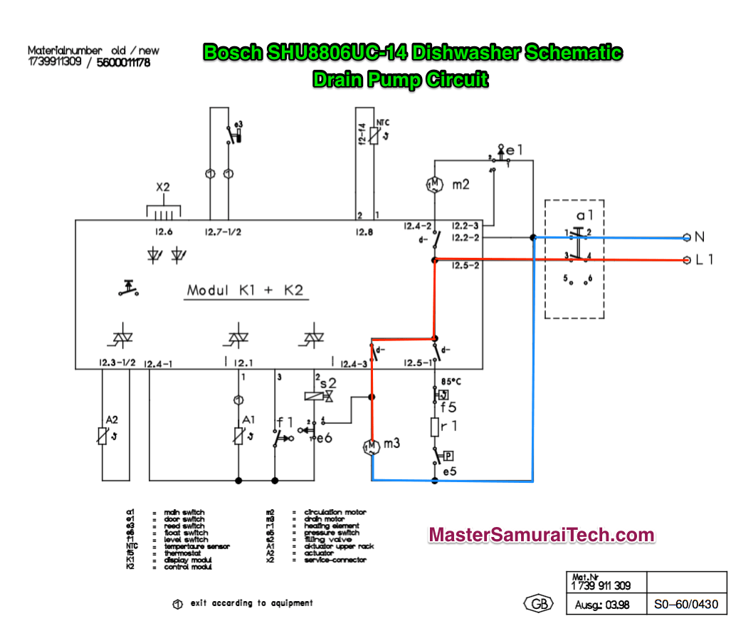 hight resolution of bosch shu8806uc 14 dishwasher schematic 58300000020476