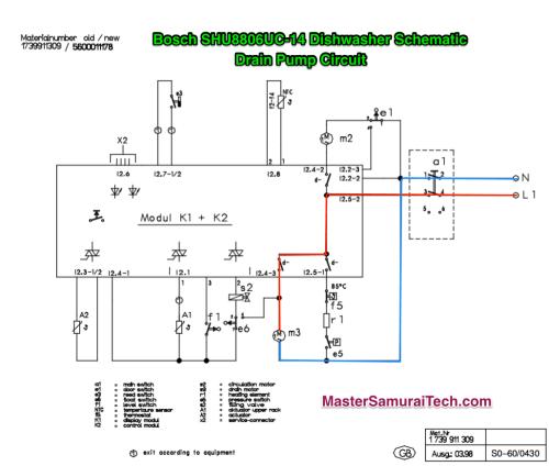 small resolution of bosch shu8806uc 14 dishwasher schematic 58300000020476