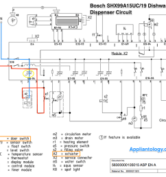 bosch shx99a15uc19 dishwasher dispenser circuit [ 1174 x 915 Pixel ]