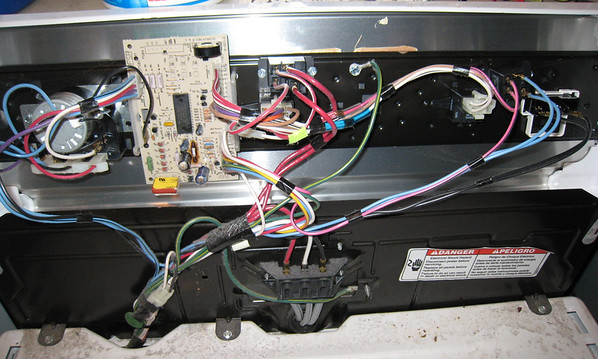 Whirlpool Dryer Schematic Wiring Diagram Whirlpool Dryer Repair