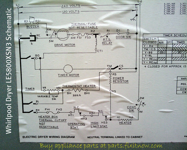 wiring diagram for whirlpool refrigerator 20 hp briggs and stratton engine repair 34 images schematics