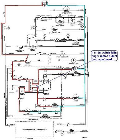 Ge Pro Refrigerator Wiring Schematic Picturesso Ce Motherboard Diagram Jpg 387x450