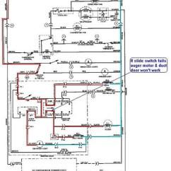 Wiring Diagram For Ge Refrigerator 2000 Chevy Silverado 2500 Trailer Schematic Appliances Description General Electric Diagrams