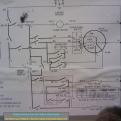 Kenmore Washer Wiring Diagram Ford Distributor Whirlpool Direct Drive Fixitnow Com