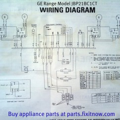 Ge Kv2c Multifunction Meter Fitzall Wiring Diagram Honeywell Rth3100c Thermostat Library Diagrams Third Levelge Range Model Jbp21bc1ct Fixitnow Com Samurai